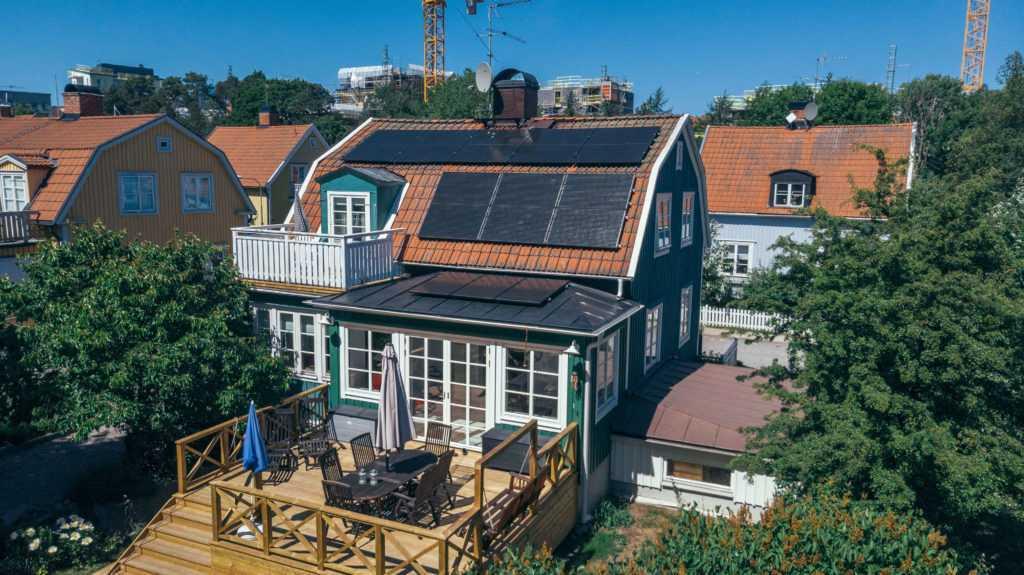 ROT-avdrag solceller
